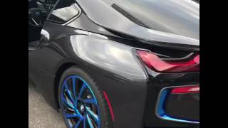 2017 BMW I8 customized
