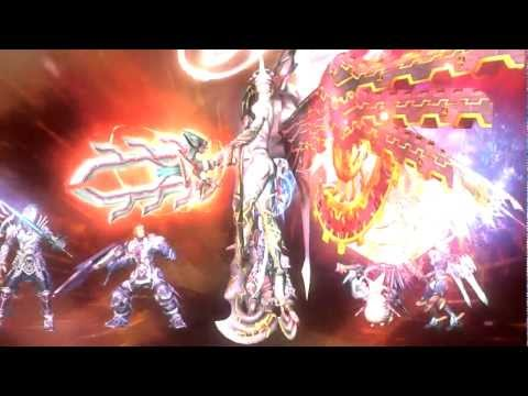 (Wii) Xenoblade Chronicles HD Cutscene 155 - Confronting a God - ENGLISH видео