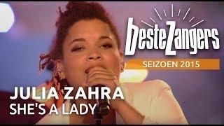 Julia Zahra - She's a lady | Beste Zangers 2015