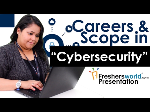 Careers and Scope for Cyber security  - Skills required, Top recruiters, Job Opportunities