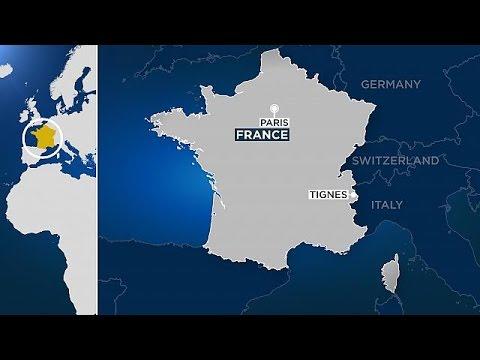 Χιονοστοιβάδα παρέσυρε σκιέρ στις γαλλικές Άλπεις