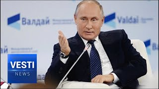 Putin Speaks Plainly: Russia is Ours and We Won't Budge; Our Nukes Aren't Going Anywhere
