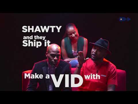 Banky W, Adesua & Ikechukwu's Rap Video Is The Cutest Thing Ever