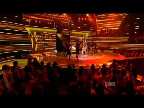 Jennifer Lopez feat. Pitbull – On the Floor (Live @ American Idol)