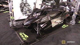 6. 2015 Arctic Cat Pantera 7000 Snowmobile - Exterior Walkaround - 2014 Toronto ATV Show