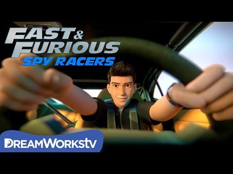FAST & FURIOUS: SPY RACERS | Season 1 Trailer