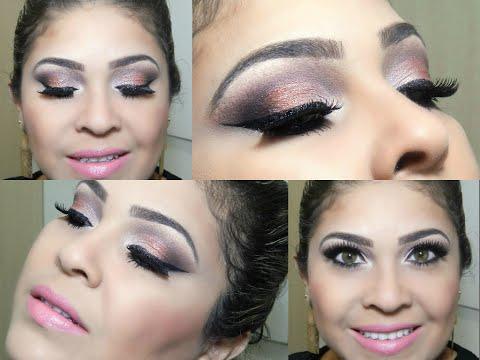 Maquiagem para festa: Convidada