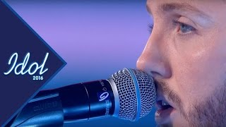 James Arthur -  Say you won't let go | Swedish Idol 2016 (TV4) Video