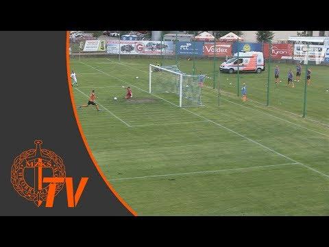 Wideo: Puchar Polski: MKS Kluczbork - Chrobry Głogów 0:3 (bramki)