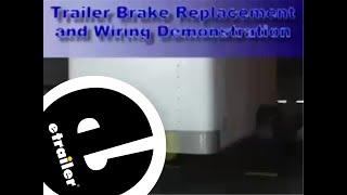 2. Trailer Brakes and Wiring Installation - etrailer.com