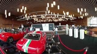 "This is a 360 Video! Move your phone/tablet to explore or drag the screen on a web browser :)This was shot on a Samsung Gear 360, check them out at http://www.samsung.com/global/galaxy/gear-360/Vancouver International Auto Show 2017 - 360 Virtual Reality ExperienceFilmed on March 31st 2017 at the Vancouver Convention Centre Westhttp://vancouverinternationalautoshow.com/Geoff from http://geoffmobile.com records a walkthrough of the 2017 Vancouver International Auto Show, filming a 360 video with his Samsung Gear 360 video camera in Vancouver, BC, Canada. Filmed with Samsung Gear 360 camera in 4K resolution. I put the Gear 360 camera on a Stayblcam camera stabilizer and filmed the auto show.Thanks for watching! Cheers, GeoffPlease subscribe :) http://youtube.com/geoffmobileBest viewed using the Zeiss VR One Plus  http://zeissvrone.tumblr.com/ or the Samsung Gear VRAlso compatible with Google Cardboard The video was stabilized using the Stayblcam camera stabilizer https://stayblcam.com/Thanks for watching!Cheers,Geoffhttp://geoffmobile.comTechnical notes:This 4k resolution video was captured using Samsung Gear 360 camera and processed in Gear 360 ActionDirector using the ""Automatic Angle Compensation"" setting enabled.Filmed with the Samsung Gear 360http://www.samsung.com/global/galaxy/gear-360/Looks good viewed with Zeiss VR One Plus:http://zeissvrone.tumblr.com/Also viewable in Virtual Reality with Google Cardboardhttps://www.google.com/get/cardboard/About 360 videos on Youtube:https://support.google.com/youtube/answer/6178631?hl=enMore 360 videos from Youtube #360Videohttps://www.youtube.com/channel/UCzuqhhs6NWbgTzMuM09WKDQ"