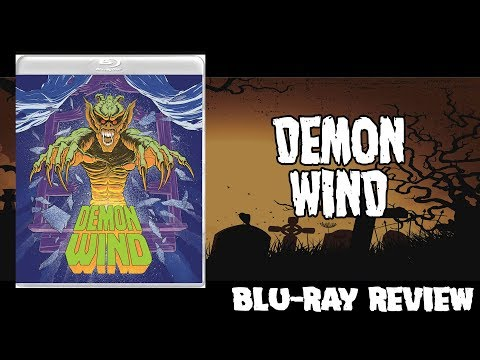 Demon Wind Review (HorrorCade 2017 Halloween Upload Marathon)
