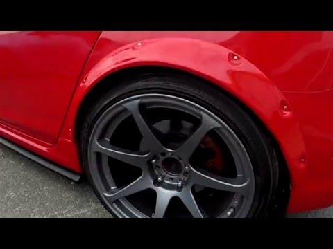 Red Vs. Blue MazdaSpeed3