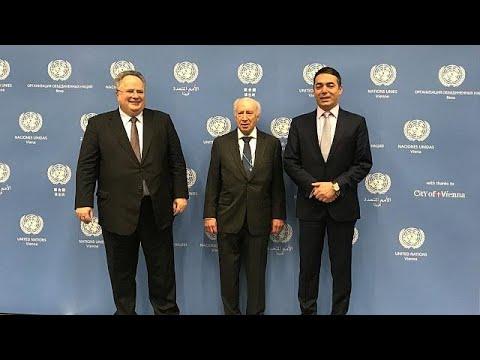 Νέος γύρος συνομιλιών Κοτζιά-Ντιμιτρόφ με Νίμιτς στη Βιέννη