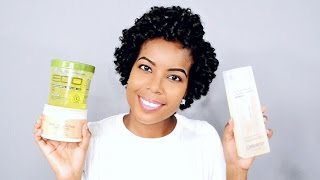 In this video, I'll be sharing with you my favorite products that are tried and true for my hair. I go through all the products in my...