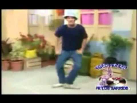 Chaves dança kuduro latino ft daddy kall @jalneto