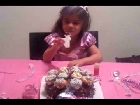shanias 4th birthday