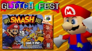 Super Smash Bros. (N64) - Glitchfest - Episode 1