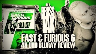 Nonton Fast & Furious 6 4K UHD Bluray Review @BrassTax Film Subtitle Indonesia Streaming Movie Download