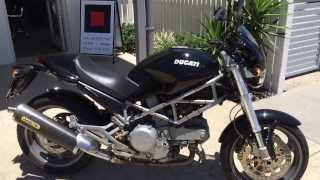 5. Ducati Monster 620 - a cool bike
