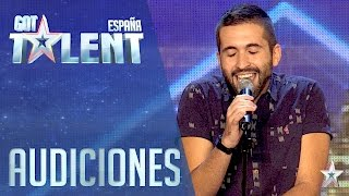 Video El hombre de las mil voces | Audiciones 3 | Got Talent España 2016 download in MP3, 3GP, MP4, WEBM, AVI, FLV Mei 2017