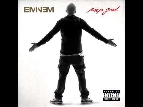 Eminem - Rap God (Official Audio)