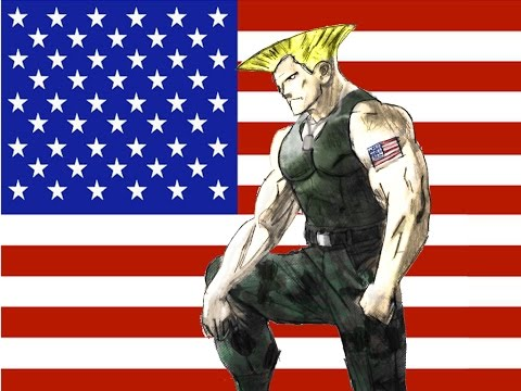 Guile - Other Theme Histories Link: http://www.youtube.com/playlist?list=PL99F7DA72E7D46878&feature=mh_lolz list of guile's themes and pics will repeat Street Fighte...