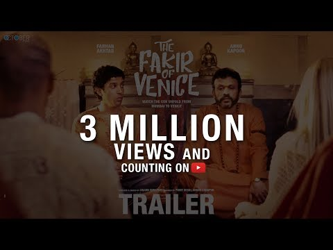 Fakir of Venice Official trailer of upcoming Bollywood