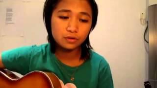 syeera sanders Ku Ukir Indah Namamu 7 Pelangi cover   YouTube