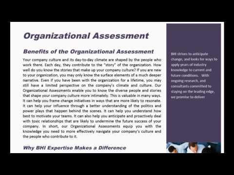 Batrus Hollweg - Helping Companies Make Tough Assessments