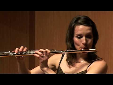 C Ph E Bach : Sonat G Wq.133 - Allegretto (played by Ann Elkjär & Martin Fogel)