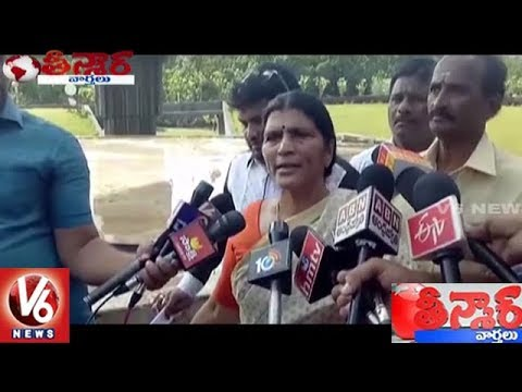 Director Jagadishwar Reddy Vs Lakshmi Parvathi Over Lakshmi's Veeragandham | Teenmaar News