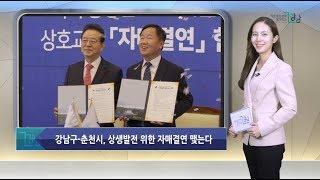 2019년 12월 둘째주 강남구 종합뉴스