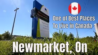 Newmarket Canada  city photo : Newmarket Ontario - One of Best Places To Live in Canada -HD video