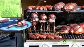 Tailgating Recipes YouTube video