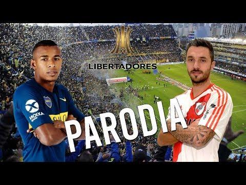 Cancion Boca vs River 1-0 (Parodia Callaita - Bad Bunny) видео