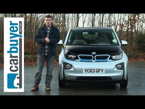 BMW i3 hatchback 2014 review – CarBuyer
