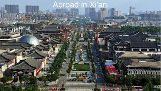 Xian China  city photos gallery : Half year abroad in Xi'an China