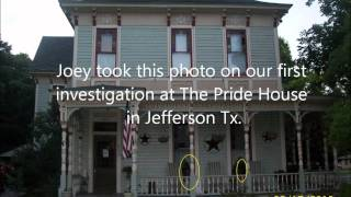 Jefferson (TX) United States  city photos gallery : Pride House Jefferson Tx.