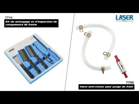 7714 & 7700   Kit de maintenance pour freins & Valve anti-retour pour purge de frein