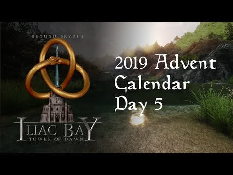 Beyond Skyrim 2019 Advent Calendar - Day 5 видео