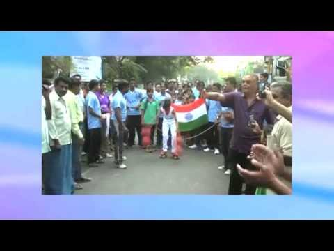 Madurai School Girl s World Record Attempt