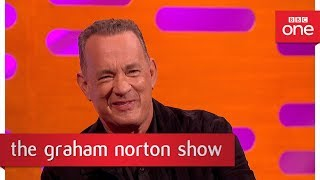 Video Tom Hanks' approach to playing real people - The Graham Norton Show - BBC One MP3, 3GP, MP4, WEBM, AVI, FLV Desember 2018
