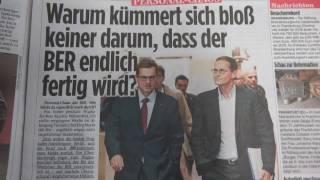 Georg Pazderski rechnet mit dem Chaos-Flughafen BER ab!