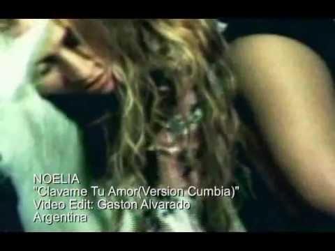 NOELIA  Clavame Tu Amor(Version Cumbia)