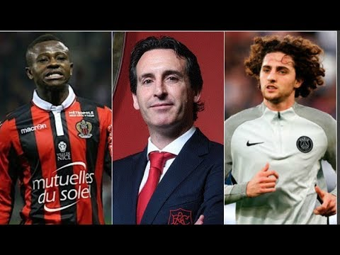Are Seri & Rabiot Joining Unai Emery At Arsenal & Leno Move Looking Likely!   AFTV Transfer Daily