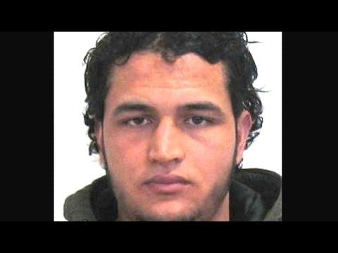 Berlin-Attentäter Anis Amri in Italien erschossen