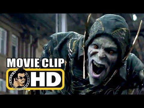 AVENGERS: INFINITY WAR (2018) Avengers Fight the Black Order Movie Clip  HD  Marvel Superhero Movie