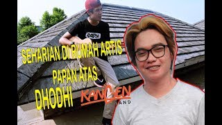 Video SEHARIAN DI RUMAH ARTIS PAPAN ATAS DHODI KANGEN BAND #ARVLOG3 MP3, 3GP, MP4, WEBM, AVI, FLV Juni 2018