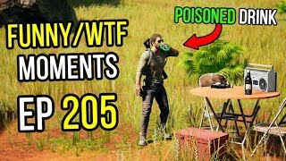 Video PUBG: Funny & WTF Moments Ep. 205 MP3, 3GP, MP4, WEBM, AVI, FLV Oktober 2018